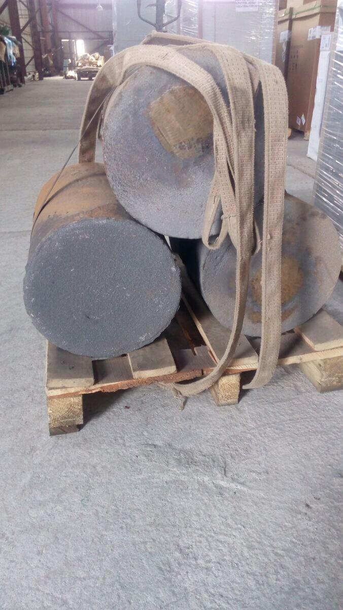 Круг 40х500 мм СЧ20  ГОСТ 1412-85